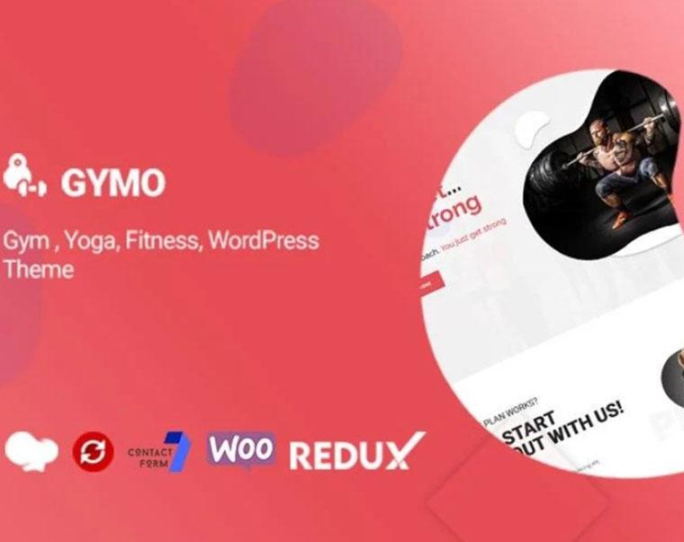 Gymo - Gym WordPress theme by Themehurst