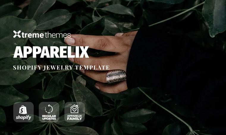 Jewelry store Shopify Theme by Xtremethemes