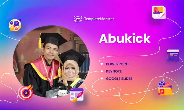 Abukick TemplateMonster Author