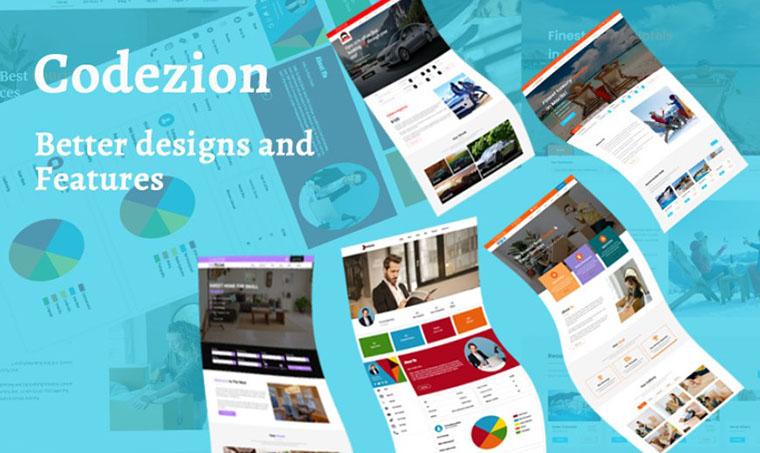 Codezion TemplateMonster Author