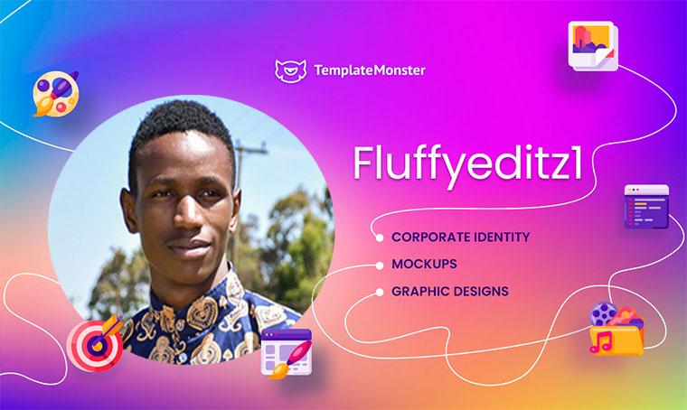 Fluffyeditz1 TemplateMonster Author