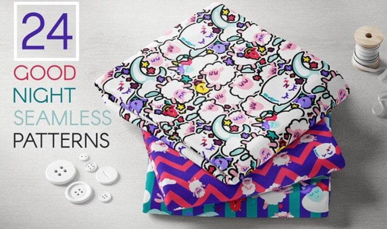 Good night pack pattern by Barsrsind