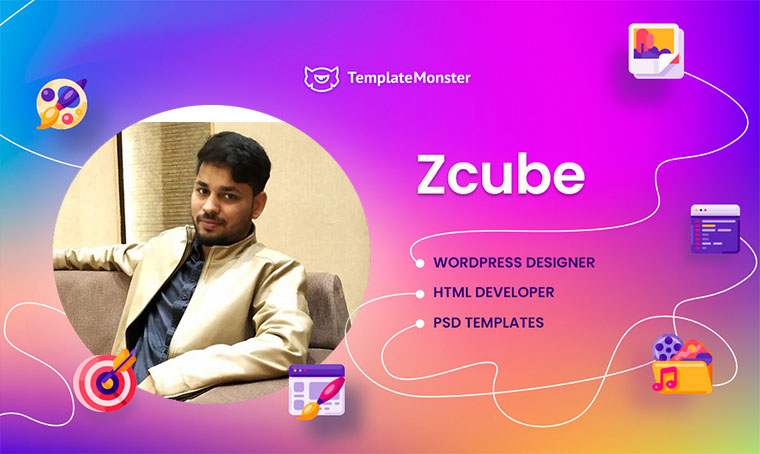 Zcube WordPress & HTML Developer